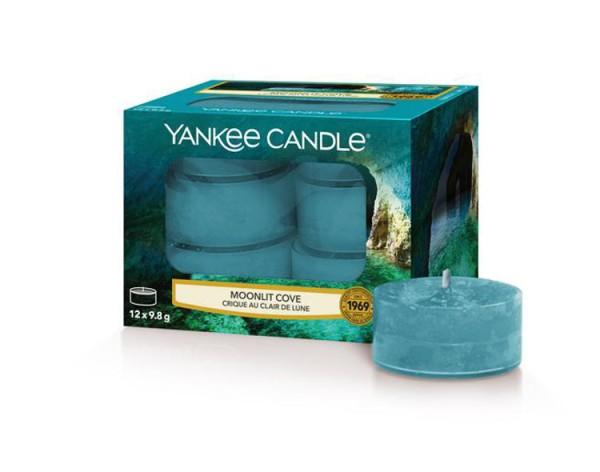Yankee Candle «Crique au clair de lune» Bougie Parfumée Lumignons