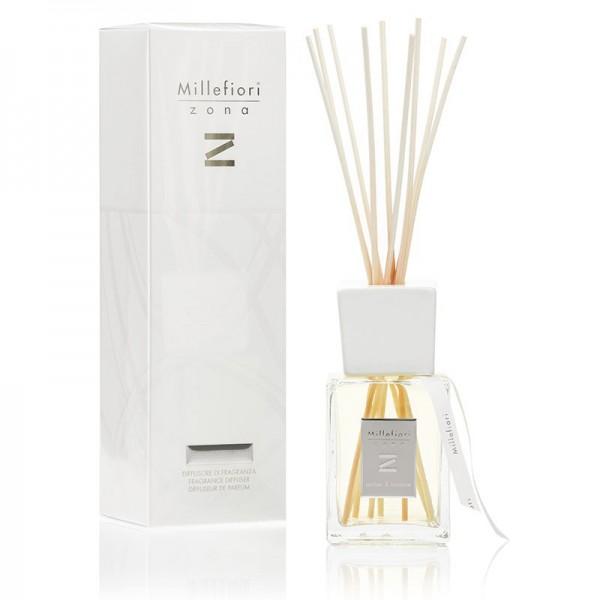 Millefiori Raumduft ZONA «Amber & Incense» 500ml