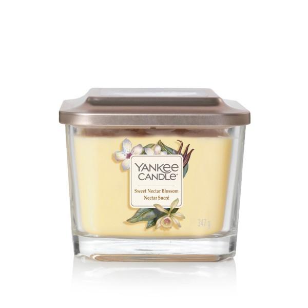 Yankee Candle Duftkerze Elevation «Sweet Nectar Blossom» mittel (medium 347g)
