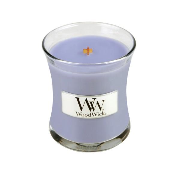 WoodWick Duftkerze «Lavender Spa» mini