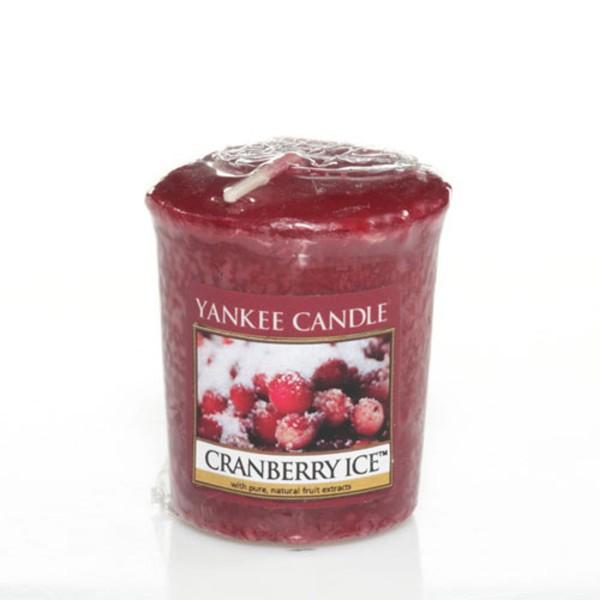 Yankee Candle Duftkerze «Cranberry Ice» Votivkerze