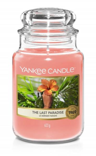 Yankee Candle «Le dernier paradis» Bougie Parfumée grande