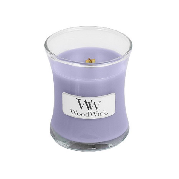 WoodWick Duftkerze «Lilac» mini