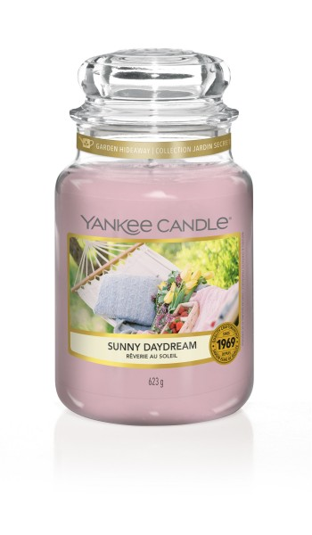 Yankee Candle Duftkerze «Sunny Daydream» gross