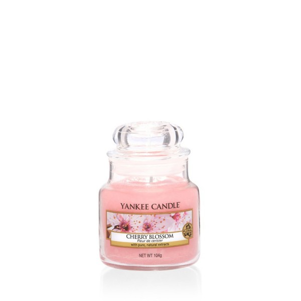 Yankee Candle Duftkerze «Cherry Blossom» klein (small Jar 104g)