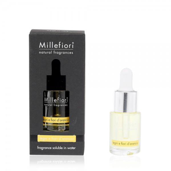 Millefiori «Legni e Fiori d'Arancio» Parfum d'ambiance 15 ml