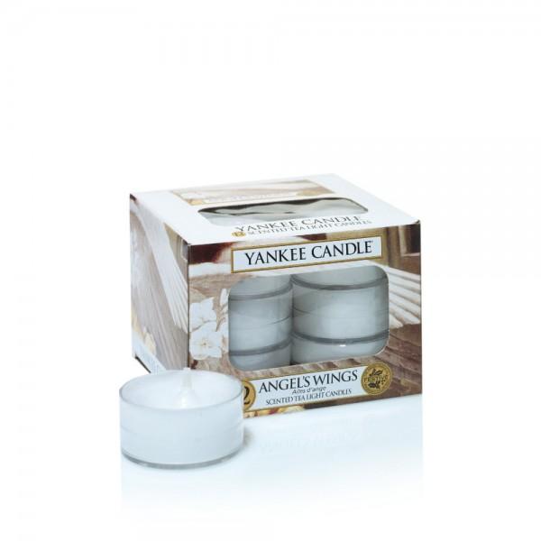 Yankee Candle Teelichter «Angel Wings» 12 Stück