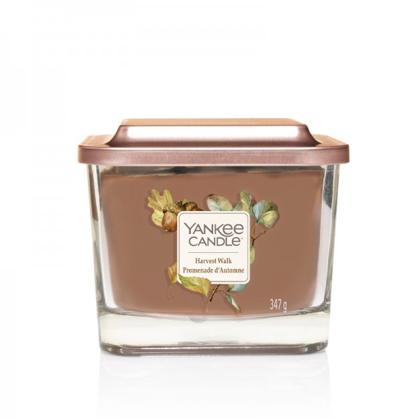 Yankee Candle Duftkerze Elevation  «Harvest Walk» mittel (medium 347g)