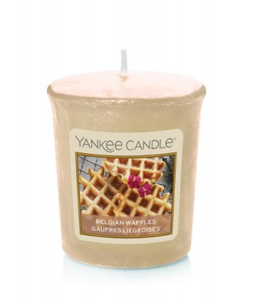 Yankee Candle Duftkerze «Belgian Waffles» Votivkerze