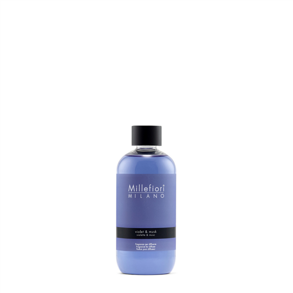 Millefiori Refill «Violet & Musk» 250 ml