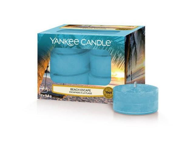 Yankee Candle Duftkerze «Beach Escape» Teelicht