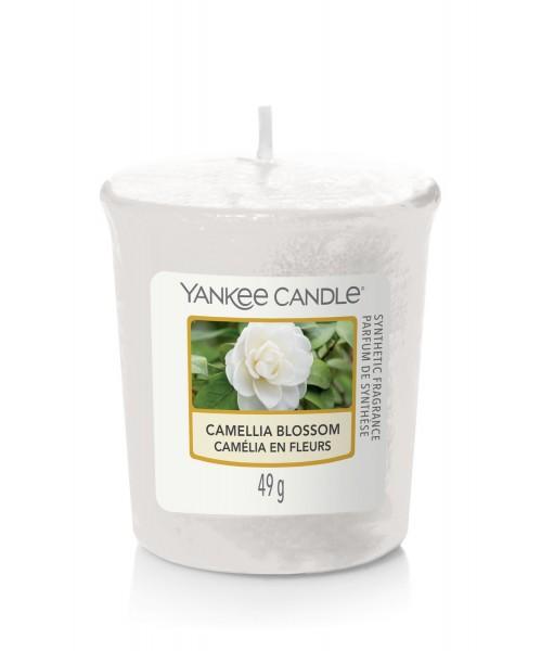 Yankee Candle «Camélia en fleurs» Bougie Parfumée Votive