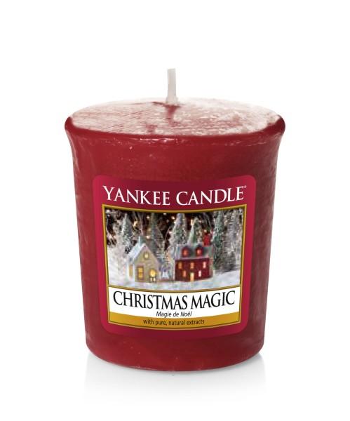 Yankee Candle «Magie de Noël» Bougie Parfumée Votive
