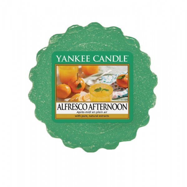 Yankee Candle Duftkerze «Alfresco Afternoon» Wax Melt