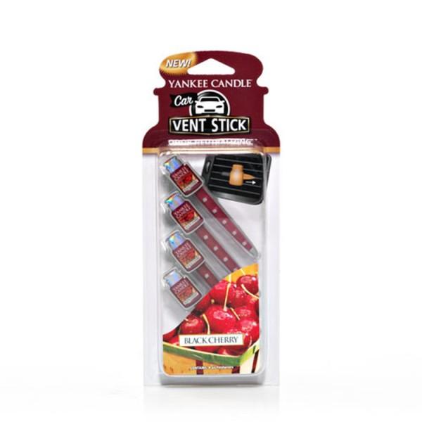 Yankee Candle Car Vent Stick «Cerise noire» Parfum pour voiture