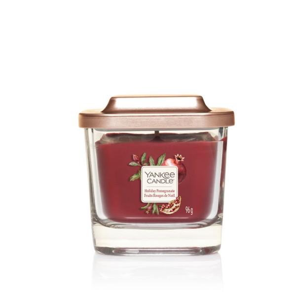 Yankee Candle Duftkerze Elevation «Holiday Pomegranate» klein (small 96g)