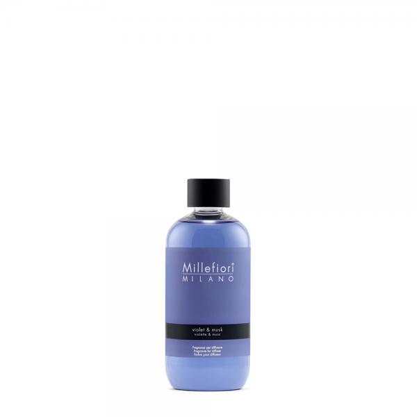 Millefiori «Violet & Musk» 250 ml