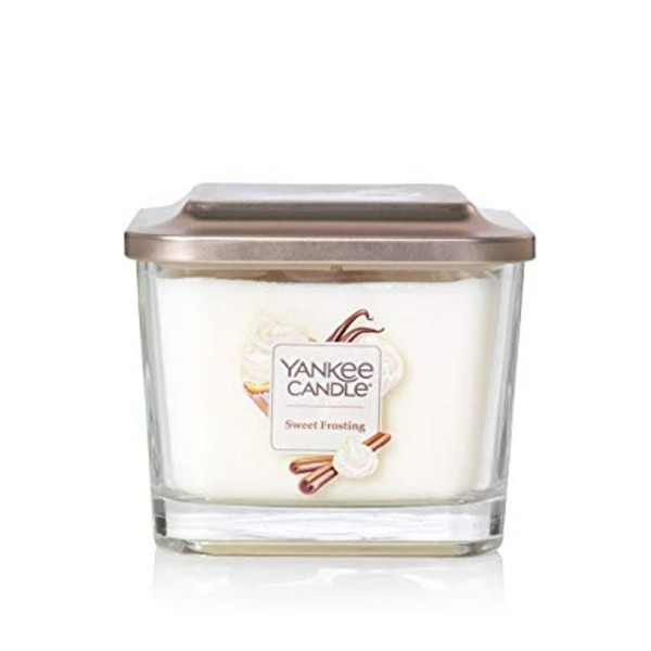 Yankee Candle Duftkerze Elevation «Sweet Frosting» klein (small 96g)