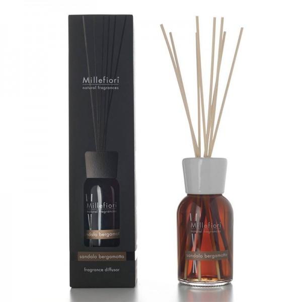 Millefiori Natural «Sandalo Bergamotto» Parfum d'ambiance 500ml