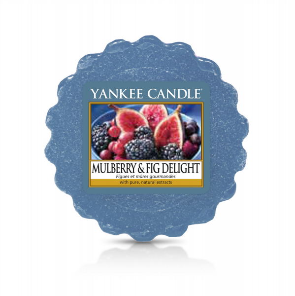 Yankee Candle Duftkerze «Mulberry & Fig Delight» Wax Melt