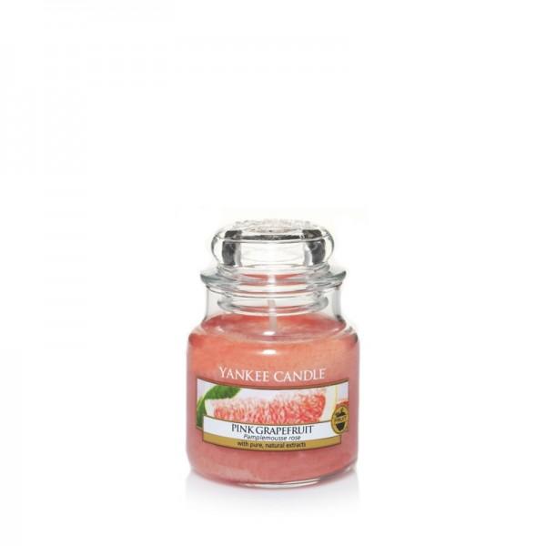 Yankee Candle Duftkerze «Pink Grapefruit» klein (small Jar 104g)