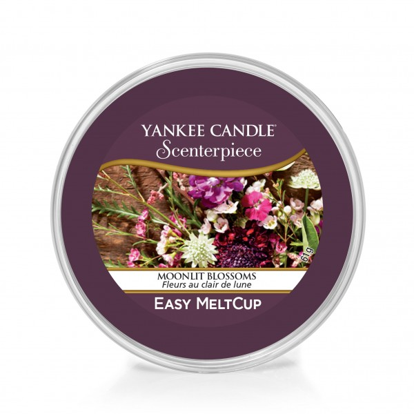 Yankee Candle Duftkerze Scenterpiece  «Moonlit Blossoms» MeltCup
