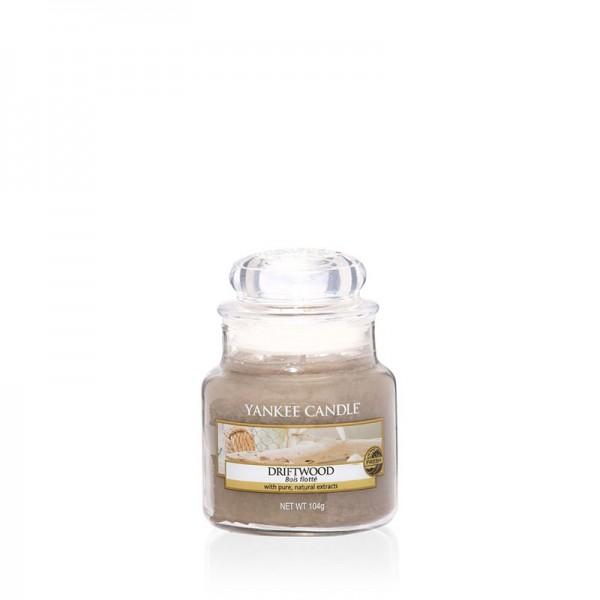 Yankee Candle Duftkerze «Driftwood» klein (small Jar 104g)