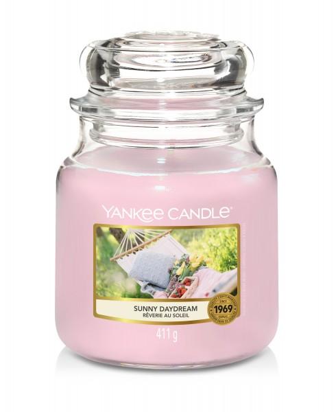 Yankee Candle Duftkerze «Sunny Daydream» mittel