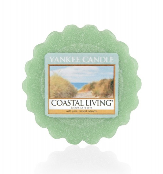 Yankee Candle Duftkerze «Coastal Living» Wax Melt