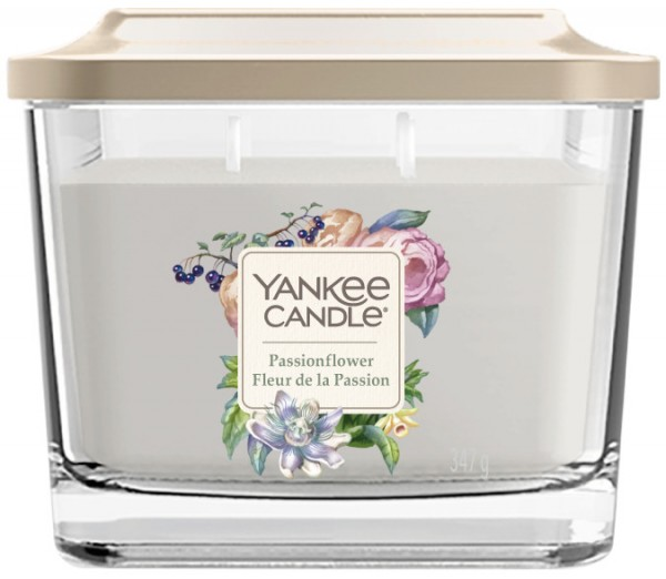 Yankee Candle Duftkerze Elevation  «Passionflower» mittel (medium 347g)