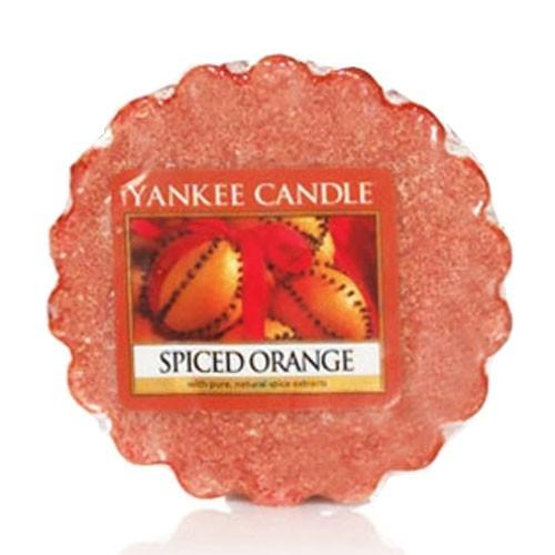 Yankee Candle Duftkerze «Spiced Orange» Wax Melt