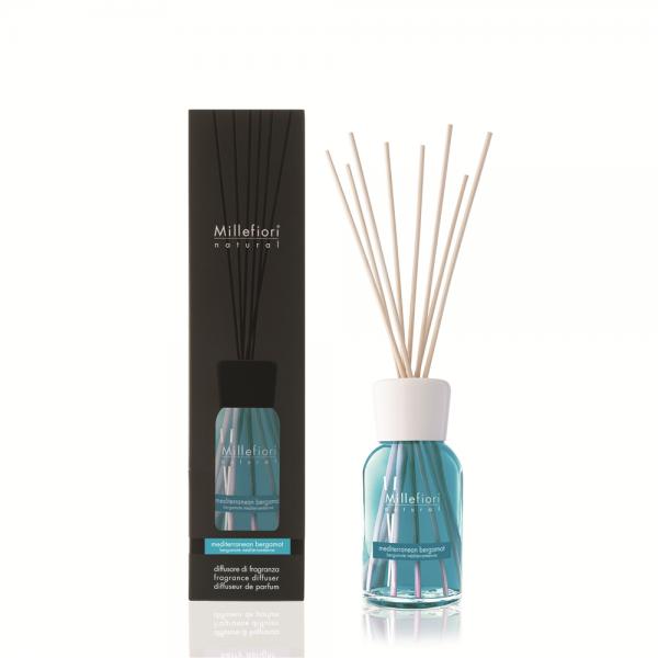 Millefiori «Mediterranean Bergamot» Parfum d'ambiance 100 ml