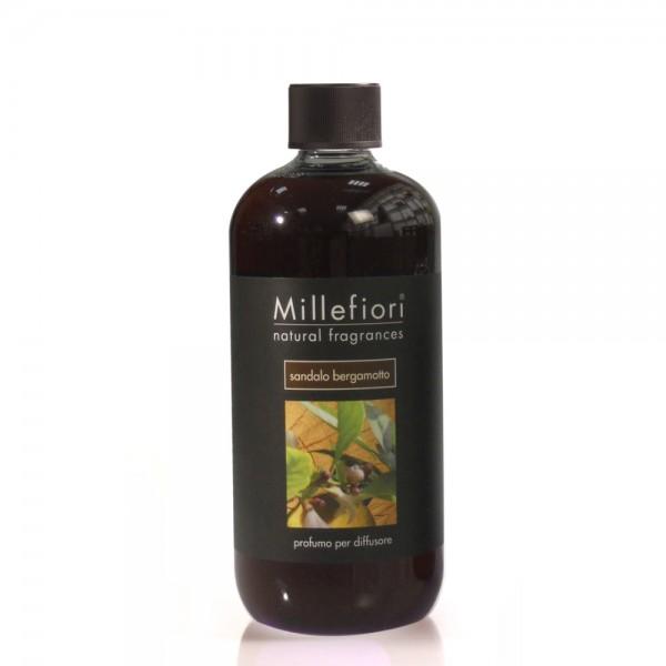 Millefiori Raumduft «Sandalo Bergamotto» Refill 500ml