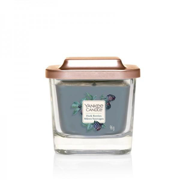 Yankee Candle Duftkerze Elevation  «Dark Berries» klein (small 96g)