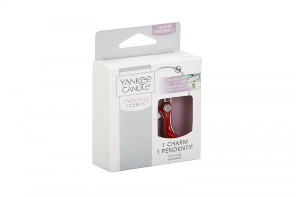 Yankee Candle Autoduft «Charm High Heel» Charming Scents, Anhänger