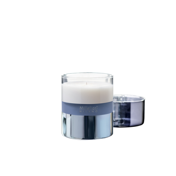 Millefiori Duftkerze Selected «Silver Spirit» 380g Scented Candle