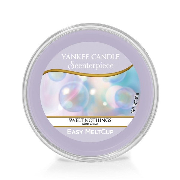 Yankee Candle Duftsystem Scenterpiece «Sweet Nothings» MeltCup