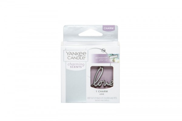 Yankee Candle Autoduft «Charm Love» Charming Scents, Anhänger