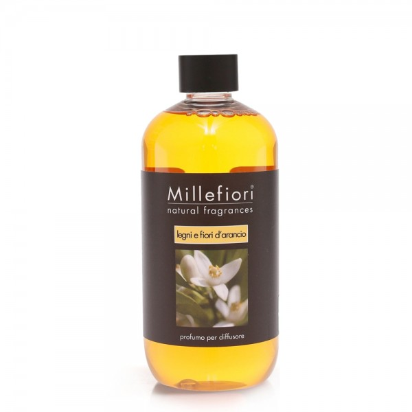 Millefiori Refill «Legni e Fiori d'Arancio» Parfum d'ambiance 500ml