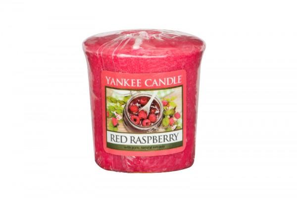 Yankee Candle «Framboise rouge» Bougie Parfumée Votive