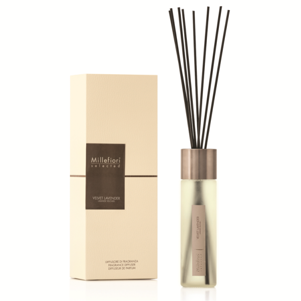 Millefiori Selected «Velvet Lavender» Parfum d'ambiance 350 ml