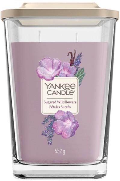 Yankee Candle Elevation «Pétales Sucrés» Bougie Parfumée grande