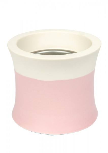 Yankee Candle Duftsystem Scenterpiece  «Rosa» MeltCup Warmer mit Timer