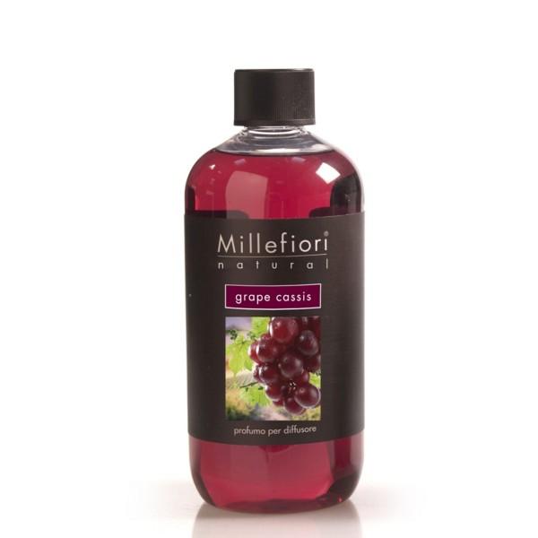 Millefiori Raumduft «Grape Cassis» Refill 500ml