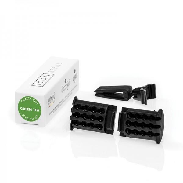 Millefiori Autoduft ICON Refill «Green Tea»