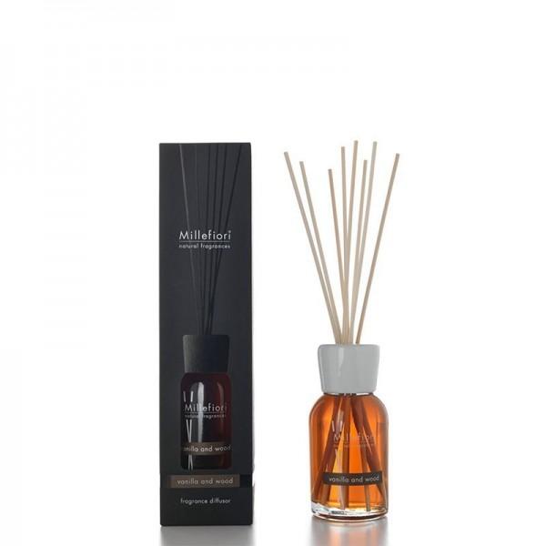 Millefiori Raumduft «Vanilla & Wood» 100ml