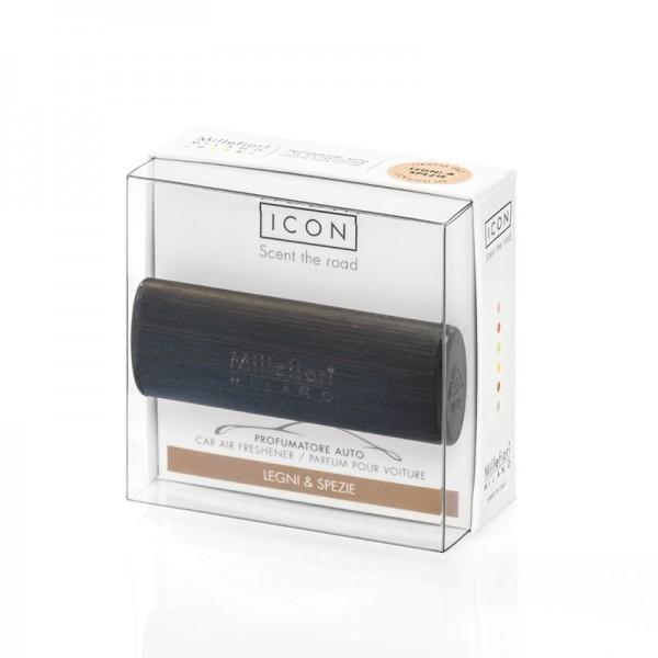 Millefiori Autoduft ICON Wood «Legni & Spezie»