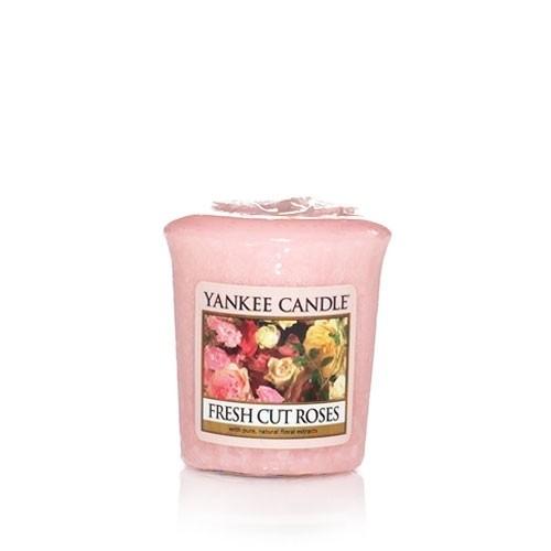 Yankee Candle Duftkerze «Fresh cut Roses» Votivkerze