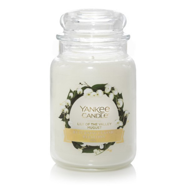 Yankee Candle Duftkerze «Lily of the Valley (1980s)» gross