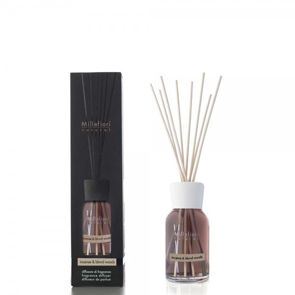 Millefiori Raumduft «Incense & Blond Woods» 100ml